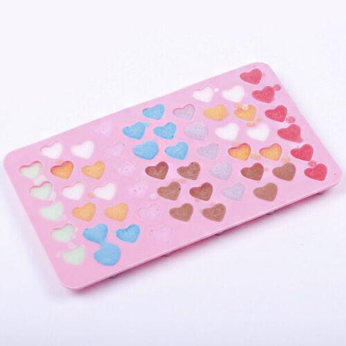 3d Love Heart Shape Silicone Mold Form Baking Fondant Cake Decorating Tools