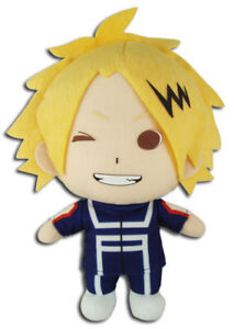 Details About My Hero Academia 8 Kaminari Denki Training Outfit Plush Doll Anime Manga New