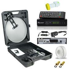 EASY FIND Camping SAT Anlage Digital Receiver LNB Micro EasyFind Mobil HDTV HD