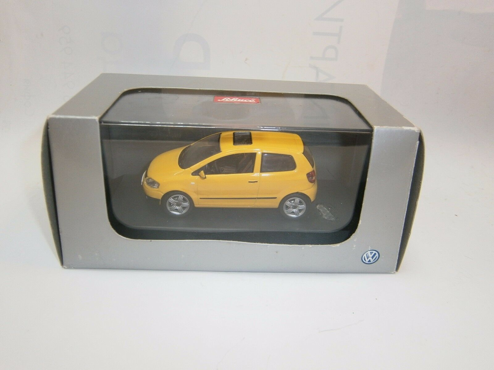 N.o.s. Limited Edition Volswagen Fox Schuco 1 43 + Caja