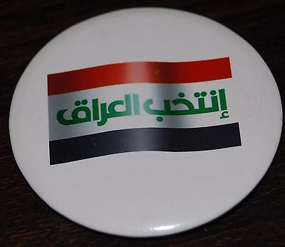 Saddam Hussein Vintage 80/'s Sticker Decal Rare