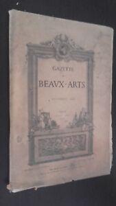 Memorial Las Arte Dibujada Noviembre 1908 París ABE