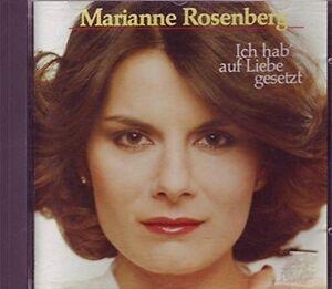 Marianne-Rosenberg-Ich-hab-039-auf-Liebe-gesetzt-compilation-17-tracks-19-CD