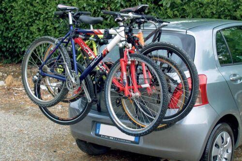 VDP biki portabicicletas peugeot 1007 2005-2010 soportes popa para 3 bicicletas
