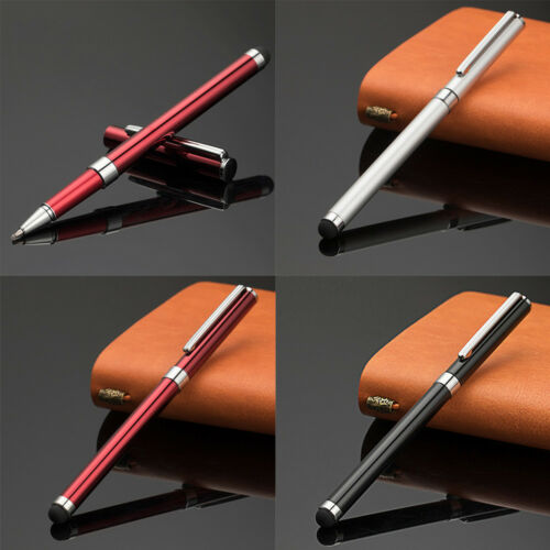 Universal Metal Capacitive Stylus Pen Drawing Writing Tool For Phone Pad Tablet