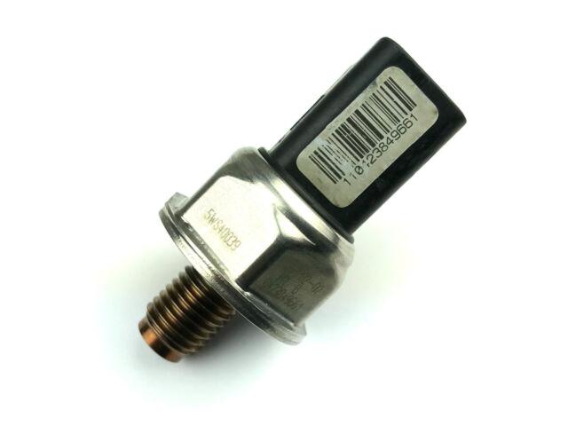 Citroen C4 C5 1.6 HDI Diesel Fuel Rail Pressure Sensor 5WS40039 55PP02-02