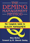 The Deming Management Method by Mary Walton (Paperback, 1992)
