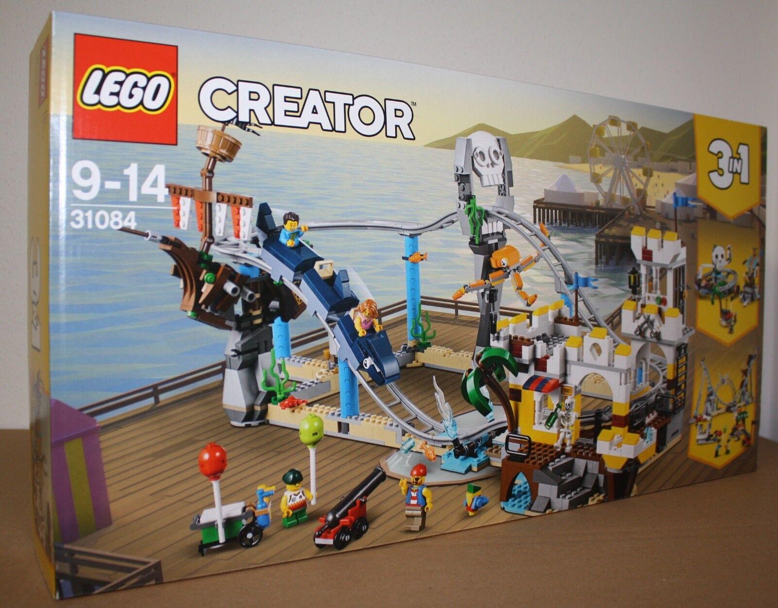 LEGO® CREATOR 31084 Piraten Achterbahn    Neu & OVP