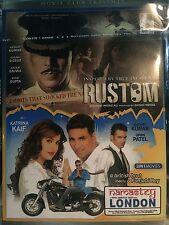 DVD Rustom & Namestey London   Hindi Movie 2 In 1 Hindi movie