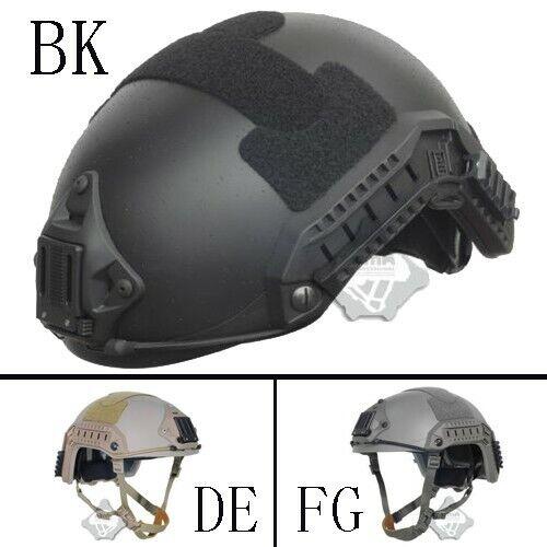 FMA IIIA 3A Aramid Fiber Tactical Ballistic Bulletproof OPS Maritime Helmet