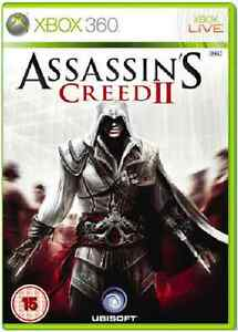 Xbox-360-Assassins-Creed-II-2-New-amp-Sealed-Xbox-One-Compatible-UK-Stock