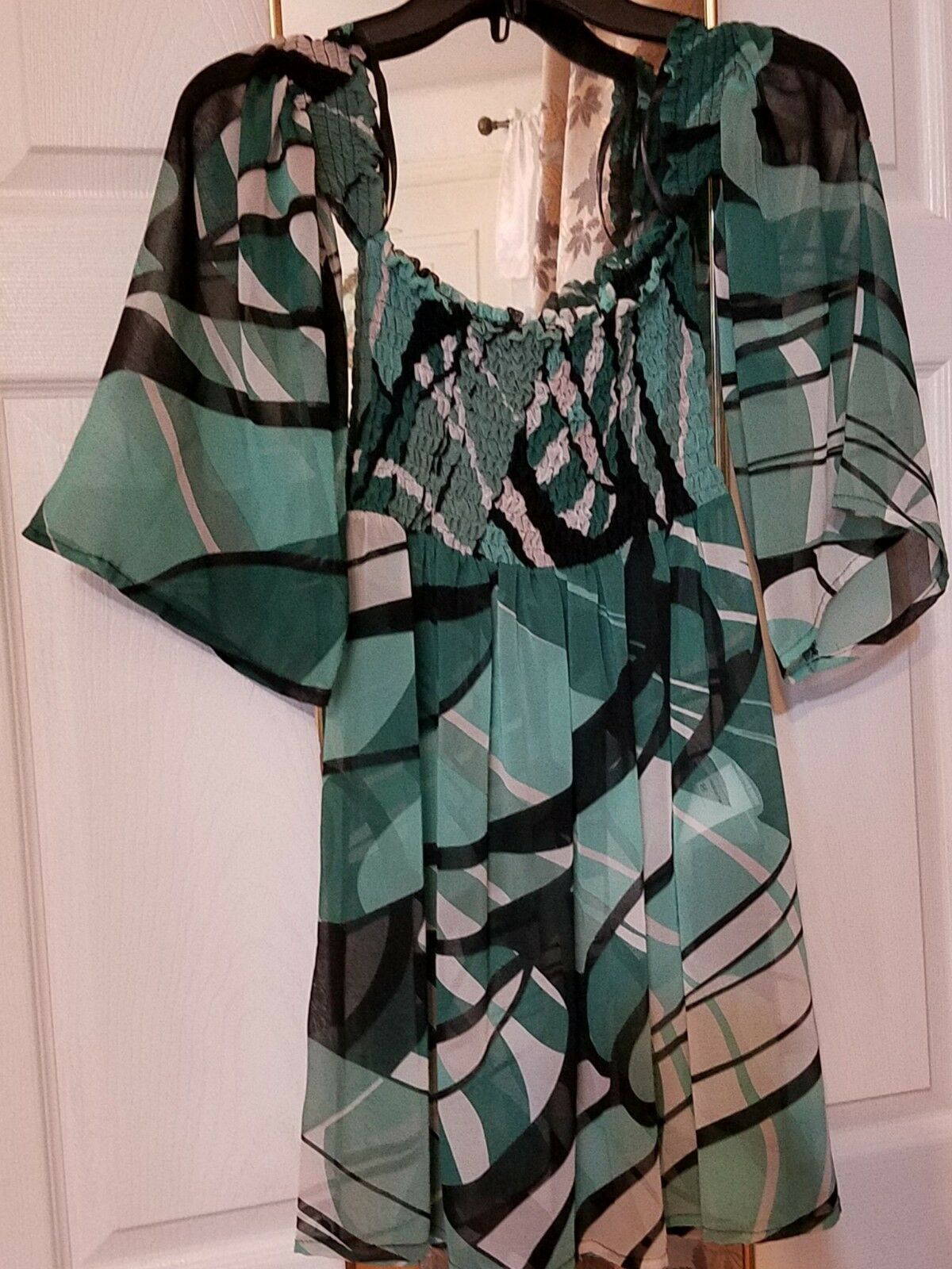 SANDRO FERRONE ROMA  BLOUSE SIZE M, new, with tags