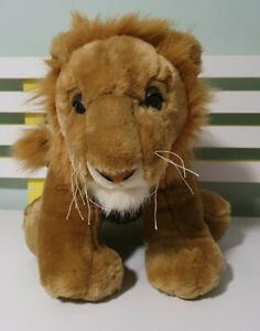 APPOLLO-LION-PLUSH-TOY-STUFFED-ANIMAL-35CM-TALL-30CM-WIDE-AFRICAN-ANIMAL