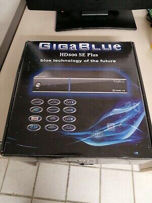 SAT-Receiver Gigablue HD 800 SE PLUS Digitalbox TV IPTV   eBay