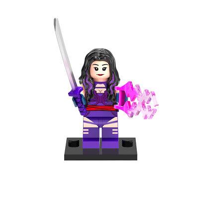 Minifigures Lego Marvel SUPER HEROES Les vengeurs Minifigure Panthère noire