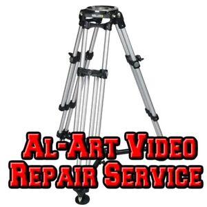 REPAIR-Service-for-Miller-HD-Tripod