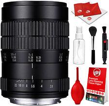 Oshiro 60mm Macro Lens for Canon 80D 77D 70D 60D 7D 6D 5D T7i T6s T6i T6 T5i T5