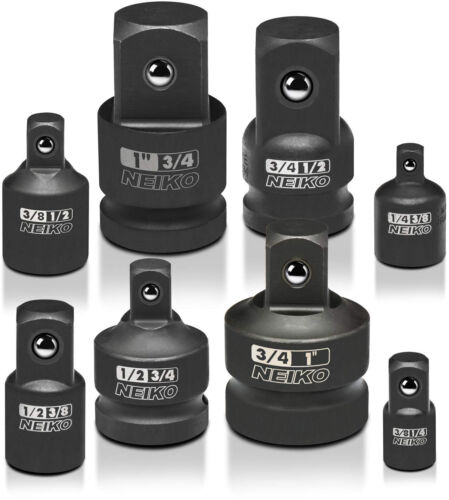 Neiko Impact Adapter And Reducer Set 8 Piece SHIPS FAST