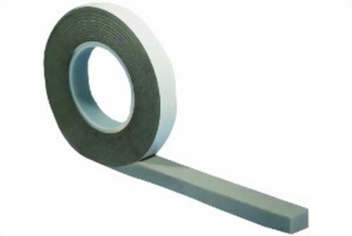 1 Rolle Kompriband 10//2 anthrazit Vorlegeband Dichtband Abdichtband Fugenband