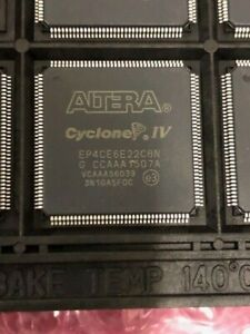 EP4CE6E22C8N-ALTERA-CYCLONE-IC-FPGA-91-I-O-144EQFP-NEW-UK-STOCK