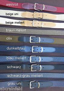 elastische-melierte-Guertel-Stretchguertel-mit-Lederendstueck-30mm-div-Farben