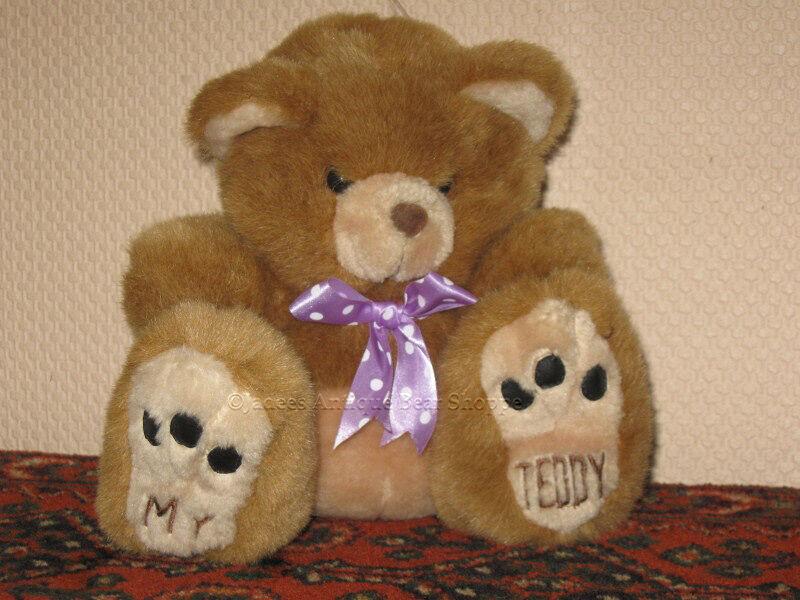 Fancy Toys Germany MY TEDDY BEAR