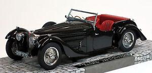 Minichamps 1937 Bugatti Type 57SC Corsica Roadster Blackhawk Resin 1:18*New Item   eBay