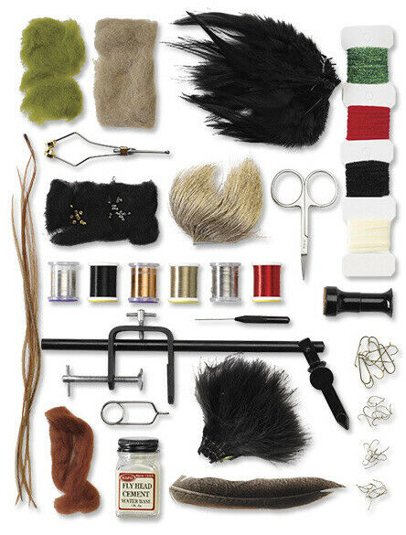 Orvis Encounter Fly  Tying Kit  the best after-sale service