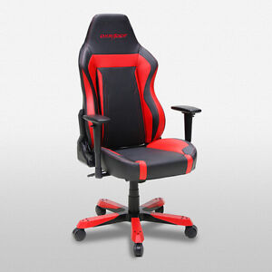 DXRACER Office Chair OH/WZ06/NR Gaming Chair FNATIC Racing Rocker Computer...