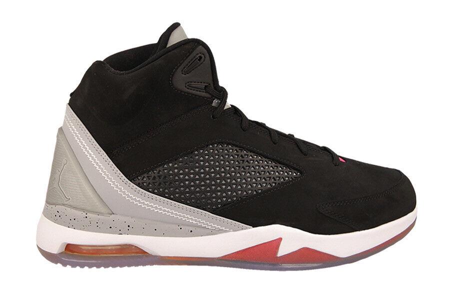 Air Jordan Flight Remix Black Orange Pink Men SZ 9.5 50% OFF