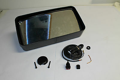 Hella 8sb 560782-801 Außenspiegel Für Lkw Motorisch Verstellbar, Heizbar, 24volt