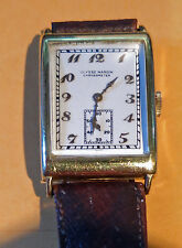 Opera Great Lawrence Tibbet's ULYSSE NARDIN Watch c. 1940s