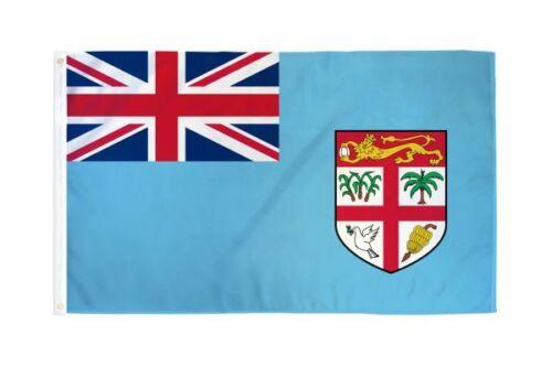 Fiji flag 2X3ft poly