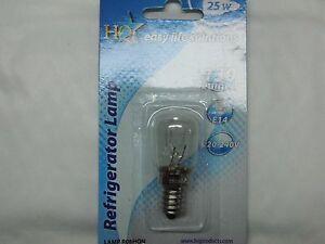 Culot Lampe Réfrigérateur De Détails Frigo Frigidaire E14 220v 240v Sur Ampoule 25w 230v yONmn0v8wP