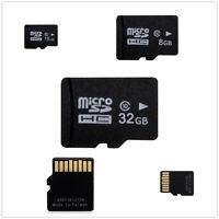 8/16/32GB Micro SD Card TF Flash Memory SDHC For Tablets Phone