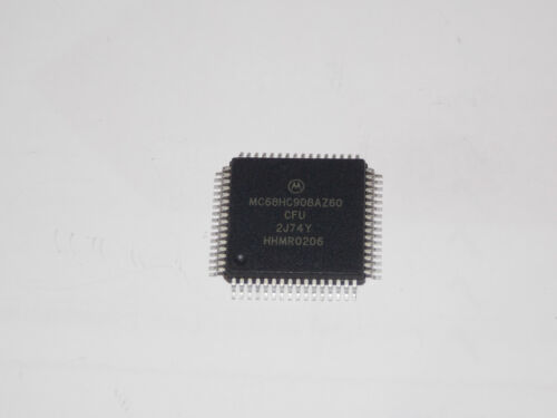 Genuine Motorola MC68HC908AZ60 VFU 2J74Y Empty Mercedes Audi Processor