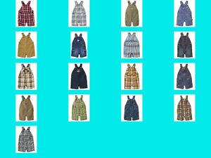 NWT-Gymboree-Boys-Shortalls-Overalls-Shorts-FREE-US-SHIPPING-Choice-New