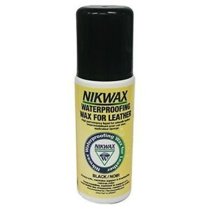 NIKWAX-Black-Waterproofing-Wax-for-Leather-Liquid-for-GRAIN-LEATHER-FOOTWEAR