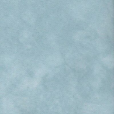 Fabric Flair Ocean 16 count Aida with sparkles - 45 x 50cm - Hand Dyed Pattern