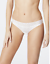 M/&S COLLECTION BLACK//WHITE 4 PACK ALL OVER LACE BIKINI KNICKERS