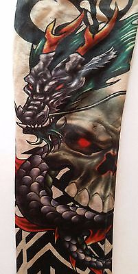 Promo Awesome Tattoo Sleeve From Mortal Kombat New Official Item
