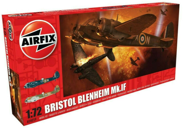 AIRFIX A02052 1//72 GLOSTER GLADIATOR Mk MISSING A PART 1 PLASTIC MODEL KIT