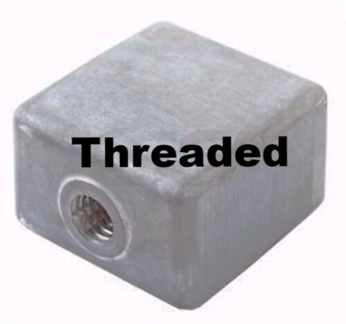 Johnson Evinrude  125-130-135-140-150-175-185 HP Anode Block THREADED 436745 EI