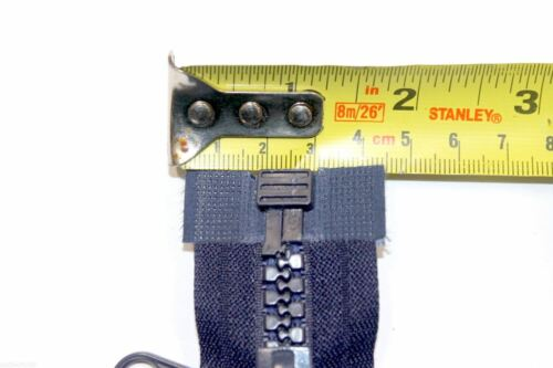 Double Pully,Marine use Open End Zip Heavy Duty N10 91cm to244cm