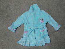 Girls Disney Frozen Dressing Gown Robe Fleece Elsa   Anna Age 3 Years Brand  New 4c36bb64b