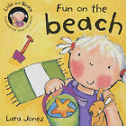 Fun on the Beach by Lara Jones (Hardback, 2002)