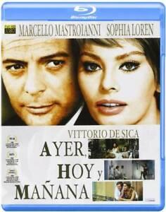 Ayer, Hoy y Mañana Blu-ray