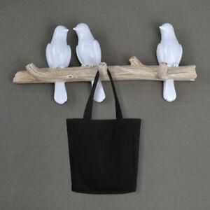 Living-Room-Hanger-Bird-hanger-key-Coat-Clothes-Towel-Hooks-Hat-Handbag-Hol-MC