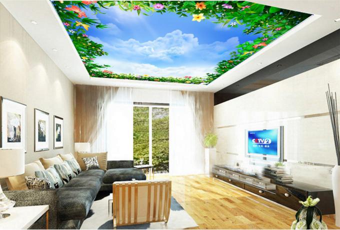 3D Blaumen Der Himmel 52 Fototapeten Wandbild Fototapete BildTapete DE Lemon
