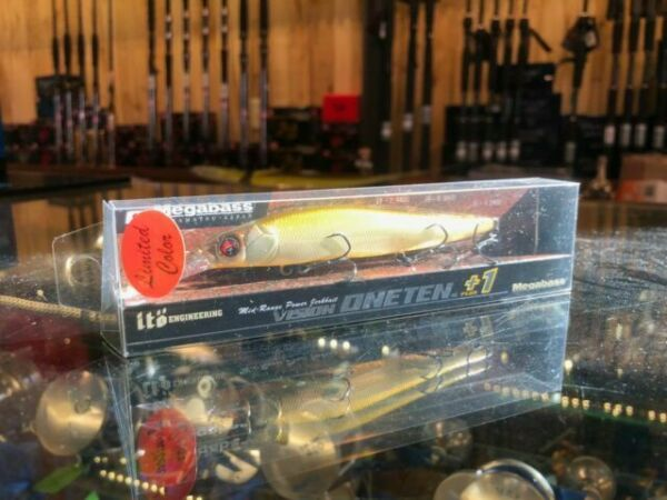 Megabass Vision 110 ONETEN Ito Illusion Limited Color RARE for sale online